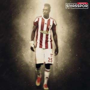 Turkish side Sivasspor fighting to hold on to in-form John Boye