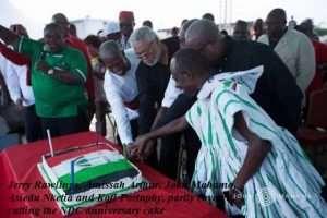 Rawlings Pays Asiedu Nketia Back