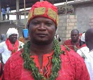 Police begin investigations into murder of Amasaman 'Chief'
