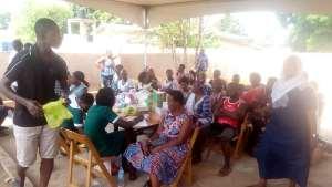 Asa Savings & Loans Takes Medical Screening To Abeka Market
