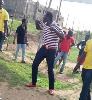 Kotoko Notorious Supporter 'Seidu' Arrested In Connection With Kidnap Of Two Canadian Citizens