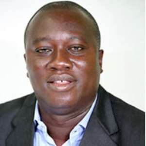 Hon. Ekow Quansah Hayford, NPP MP For Mfantseman