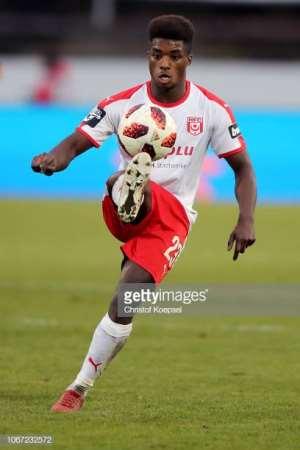 Marvin Manu Completes Move To German Side SV Darmstadt