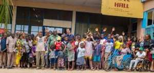Some Selected Orphanages Receive Furniture From Orca Deco