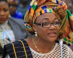 Otiko Afisa Djaba,Minister of Gender, Children and Social Protection