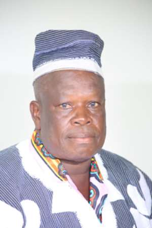 Yunyoo MP Joseph Bipoba Naabu