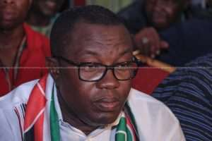 Ofosu Ampofo Reports To CID Today