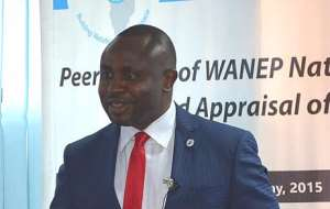 WANEP's Executive Director, Chukwuemeka Eze has been left disappointed by the alerts