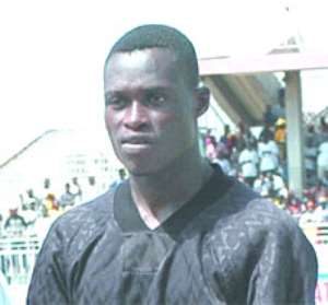 Hearts Transfer Sammy Adjei For $150,000