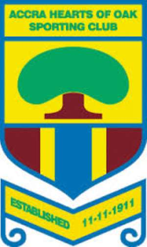 We were not prevented from using Accra Stadium - Hearts