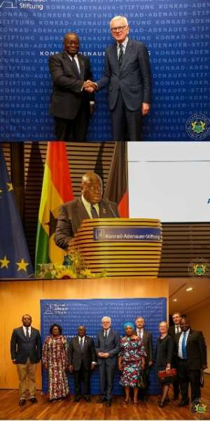 President Akufo-Addo backs stronger parliamentary oversight of national purse