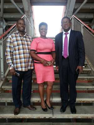 GBA Re-Appoints Naa Darkua Dodoo As PRO