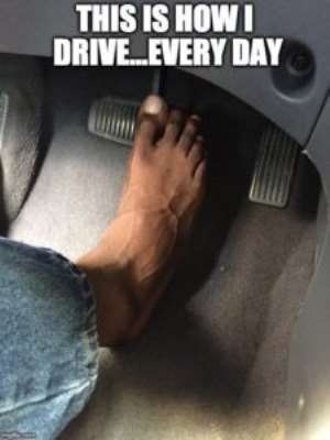 Is It Allowed To Drive With Flip-Flops Sandals Or Barefoot?