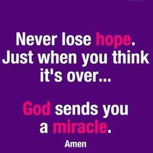 WordDigest: God Hasn't Forsaken You