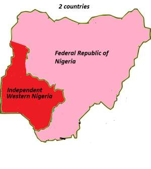 Western Nigeria On The Verge Of Submission Or Secession
