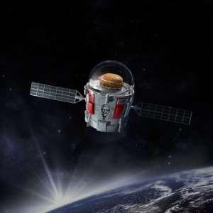 KFC launches chicken sandwich into space next week