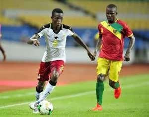 Ghana U17 star Gideon Acquah rescues a point for Bofoakwa Tano in DOL game