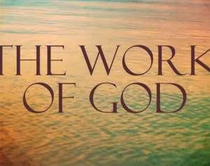 Understanding The Work Of God