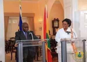 Akufo-Addo To Export Ghanaian Nurses To Barbados