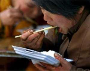 Japan faces chopstick crisis