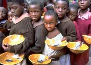 When will such degrading images of hungry African children stop appearing on the internet?