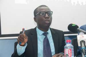 Picture: Appiah Kusi Adomako, Country Director, CUTS Ghana
