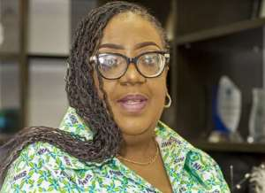 The Chief Executive Officer of the National Health Insurance Authority (NHIA) Dr. Lydia Dsane-Selby
