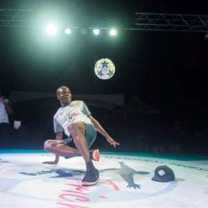 Joel Asare Elated Despite Chalking 4th Place
