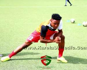 In-Form Diawisie Taylor Open To Kotoko Move