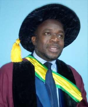 Dr. Bright Atsu Sogbey