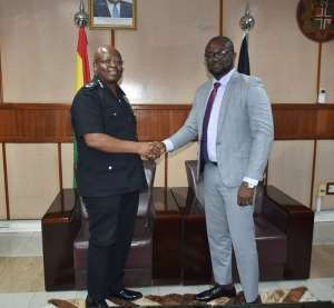 Ghana Police Considers Setting Up Sports Policing Unit