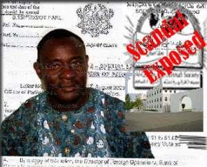 I have no corruption record  -Bamba
