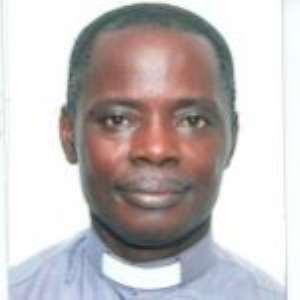 Rev. Canon Patrick Okaijah-Bortier