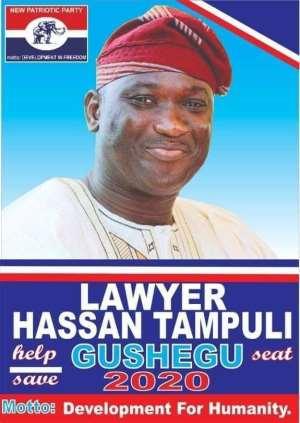 NPA Boss Hassan Tampuli Becomes Gushegu Candidate By Popular Acclamation