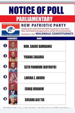 NPP Primaries: Bawumia Youth Centre Calls For Peaceful Election In Walewale