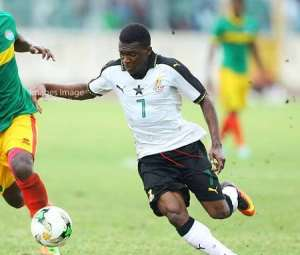 2019 Cup Of Nations: Thomas Agyepong Excited Ahead Of First Major Tournament