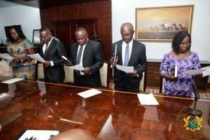 Emoluments Committee Inaugurated