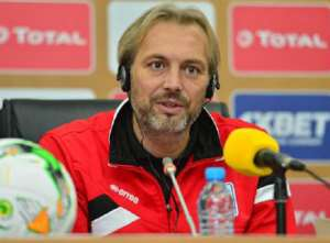 AFCON 2019: Uganda Coach Sébastien Desabre Targets AFCON Knockout Stages