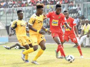 Special Competition Tier 2: Ashanti Gold Whip Kotoko 3-1 To Advance To Final