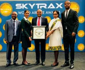Ethiopian Airlines Win Africa's Best Airline In Paris