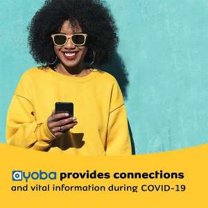 Ayoba Provides Connections And Vital Information During Covid-19
