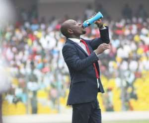 Ashgold Were Better Than Us, Says Kotoko Coach CK Akunnor