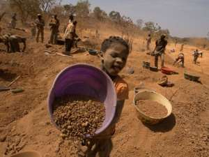 Decades after the abolition of slavery Africans are enslaved again due to the continent's resources