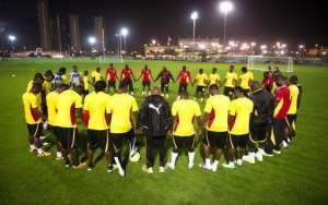 AFCON 2019: Black Stars Contingent Arrive In UAE For Pre-AFCON Camping