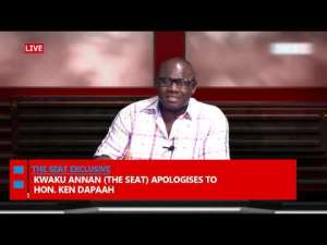 Net2 TV Presenter Kwaku Annan Warns Obinim, Others For Cursing Him
