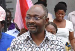 Settle Debt Or Face Sale Of Property — Chief Justice Advises Woyome