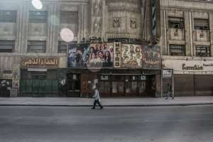 A deserted street in Cairo after coronavirus-related restrictions were tightened. Egypt has been one of the hardest hit in Africa. - Source: Photo by Mohamed Elraai/picture alliance via Getty Images