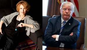 Author E. Jean Carroll accuses Trump of sexual violence