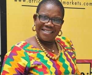 Bella Ayayee Ahu, President of the Ghana Tourism Federation (GHATOF)