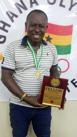 GOC Board Member Nana Adu Mankatta II Honoured